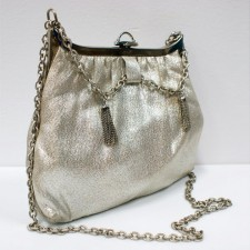 Metallic Silver Handbag_2