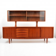 danish modern sideboard copy