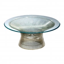 platner coffee table smaller